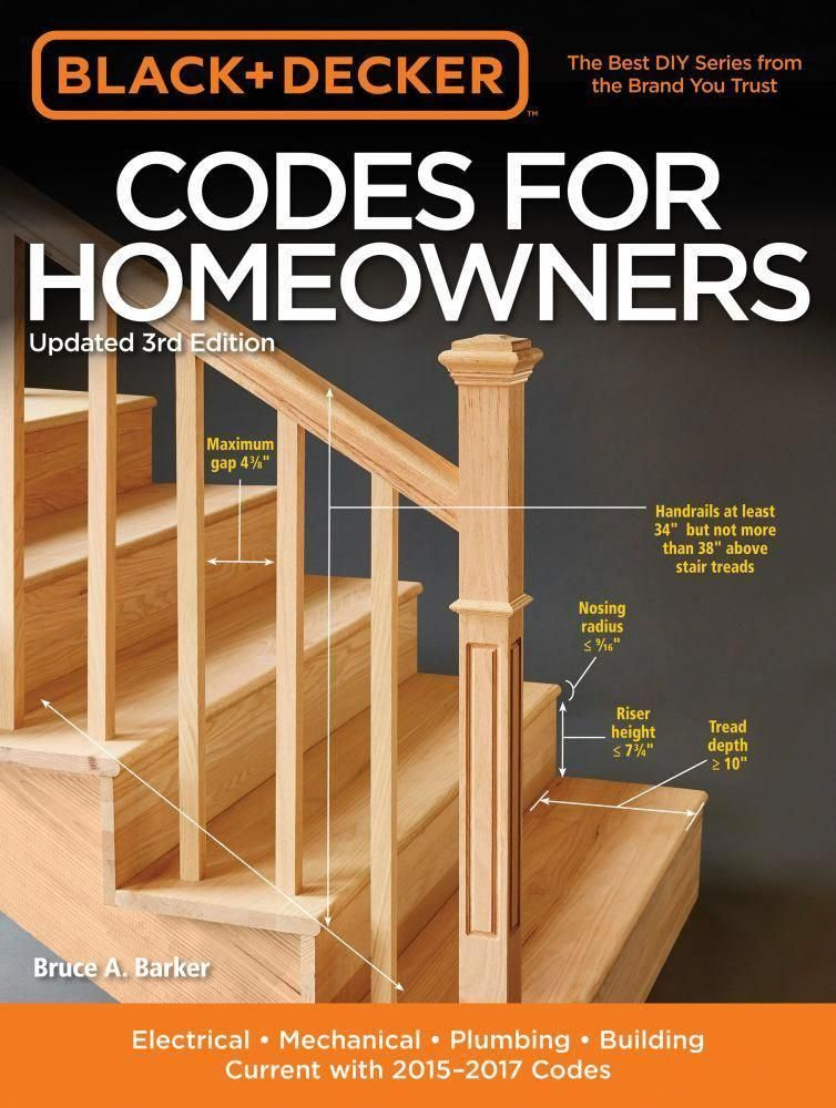 Codes for Homeowners Electrical Mechanical Plumbing