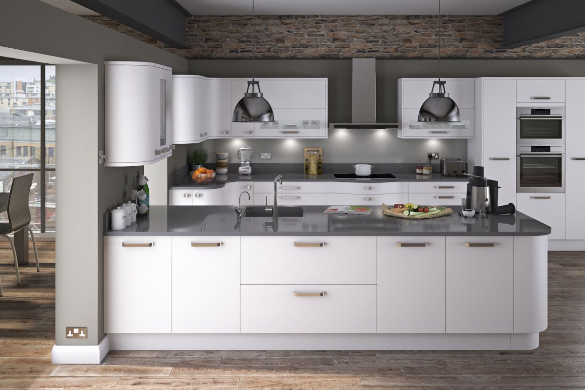 White Kitchen Units white kitchen units - kitchens kitchen units magnet simple white