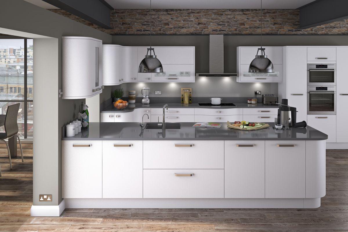 White Kitchen Unit Doors white kitchen units - kitchens kitchen units magnet simple white
