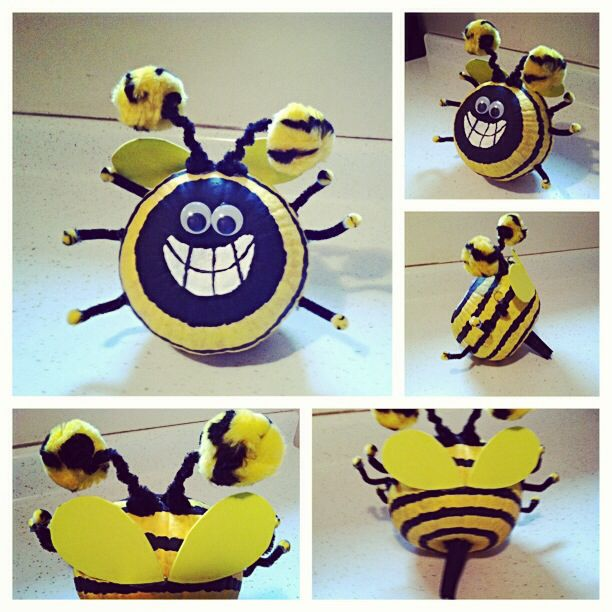 My Bumble Bee Pumpkin Pumpkins Pumpkin Decorating Halloween