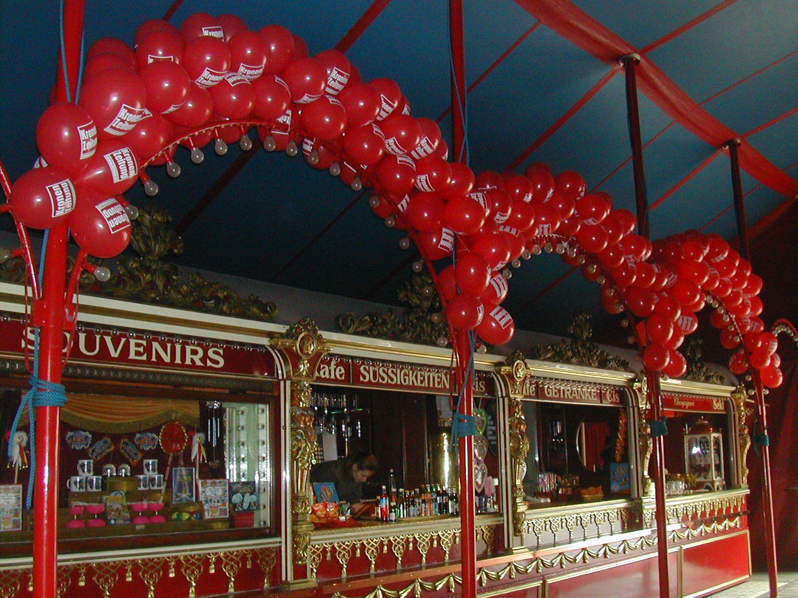 #Luftballon #Dekoration für verschiedene Anlässe #decoration #balloon #red