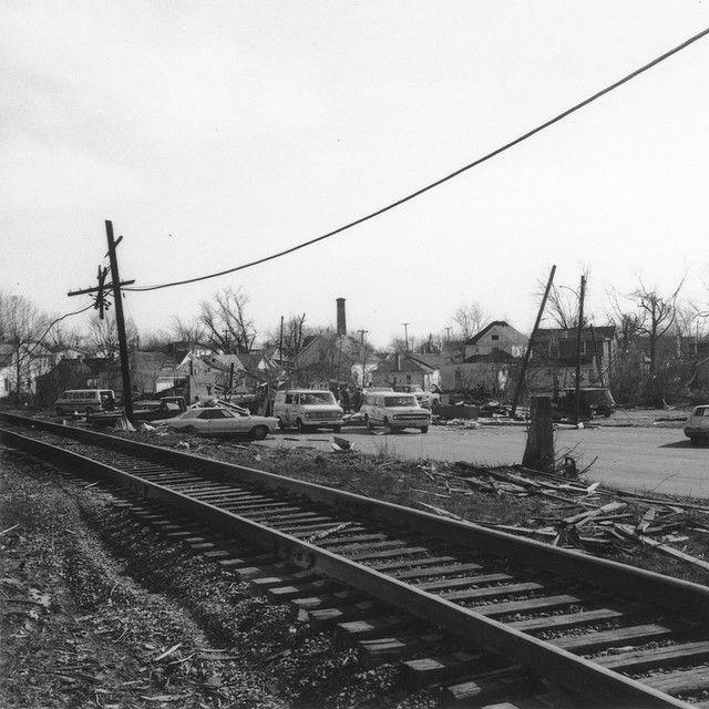 Xenia Tornado 8 Ohio History Xenia Xenia Ohio