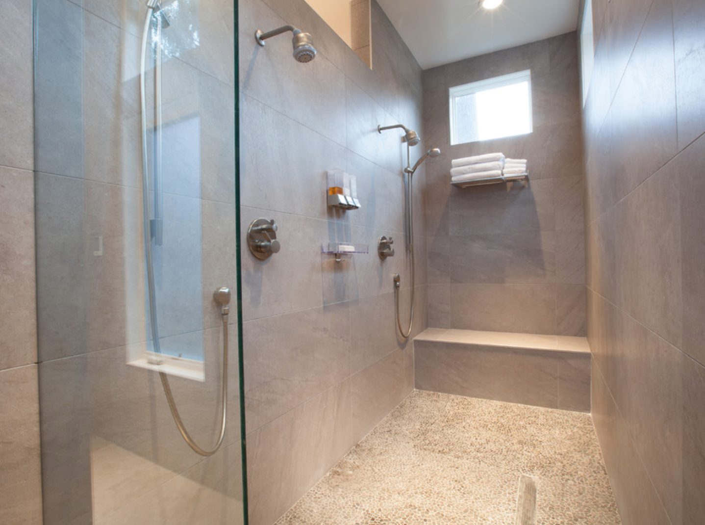His And Hers Shower Home