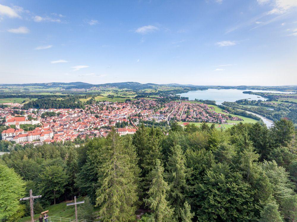 Fussen Im Allgau Neuschwanstein Mountainbiken Wandern Und Mehr Neuschwanstein Wandern Und Allgau Wandern