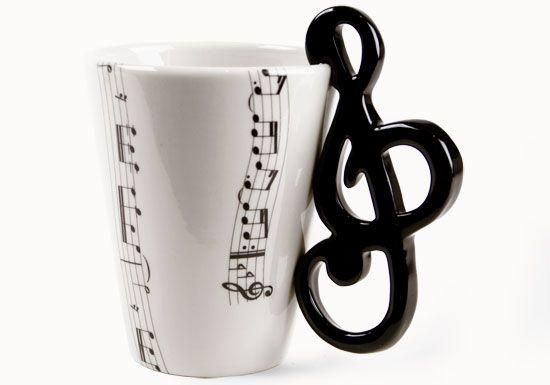 Treble Clef | Music | Coffee Mugs | Mugs, Treble clef