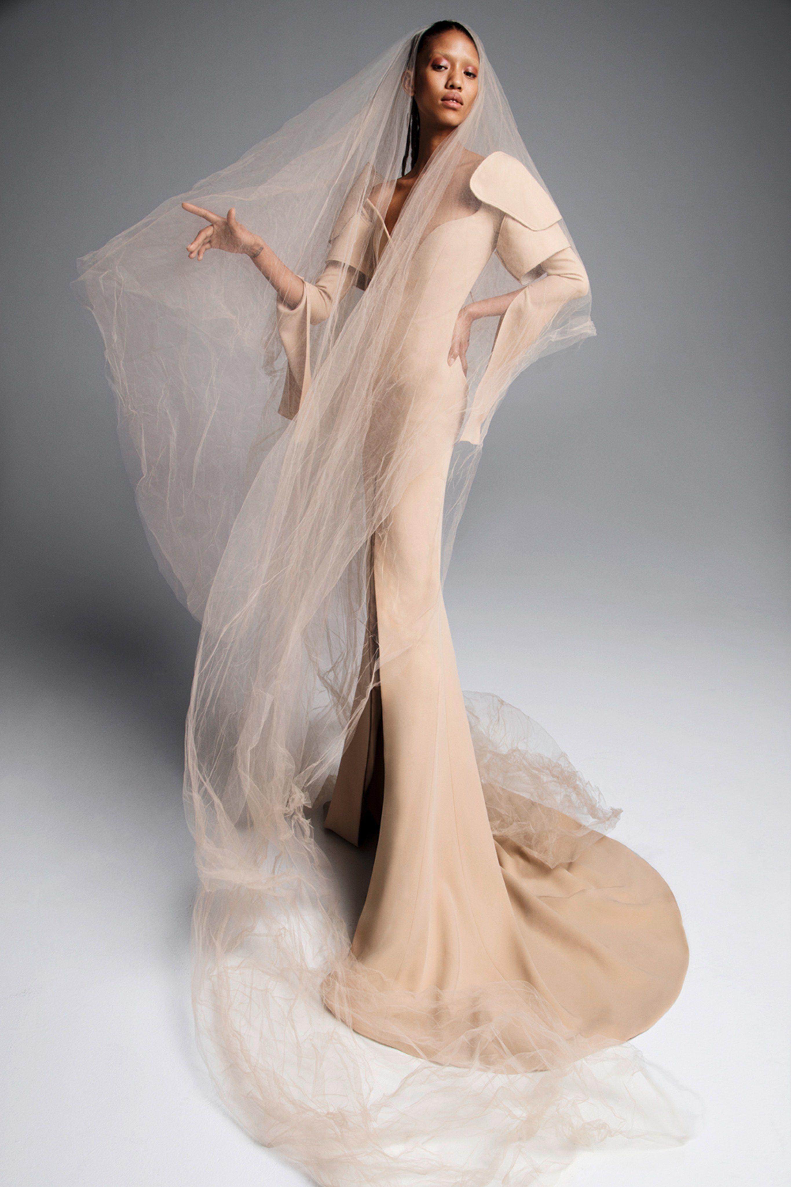 Vera Wang 2019 gelinlik modası (1)