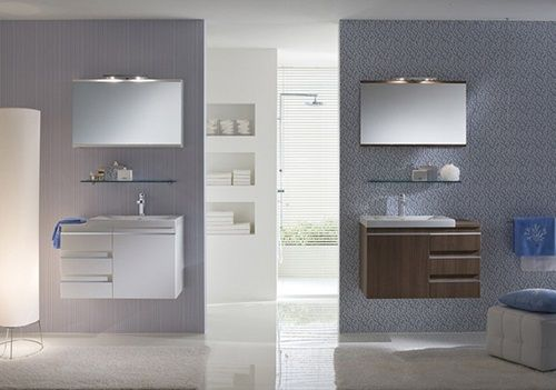 Captivating Creative Bathroom Vanity Design Ideas