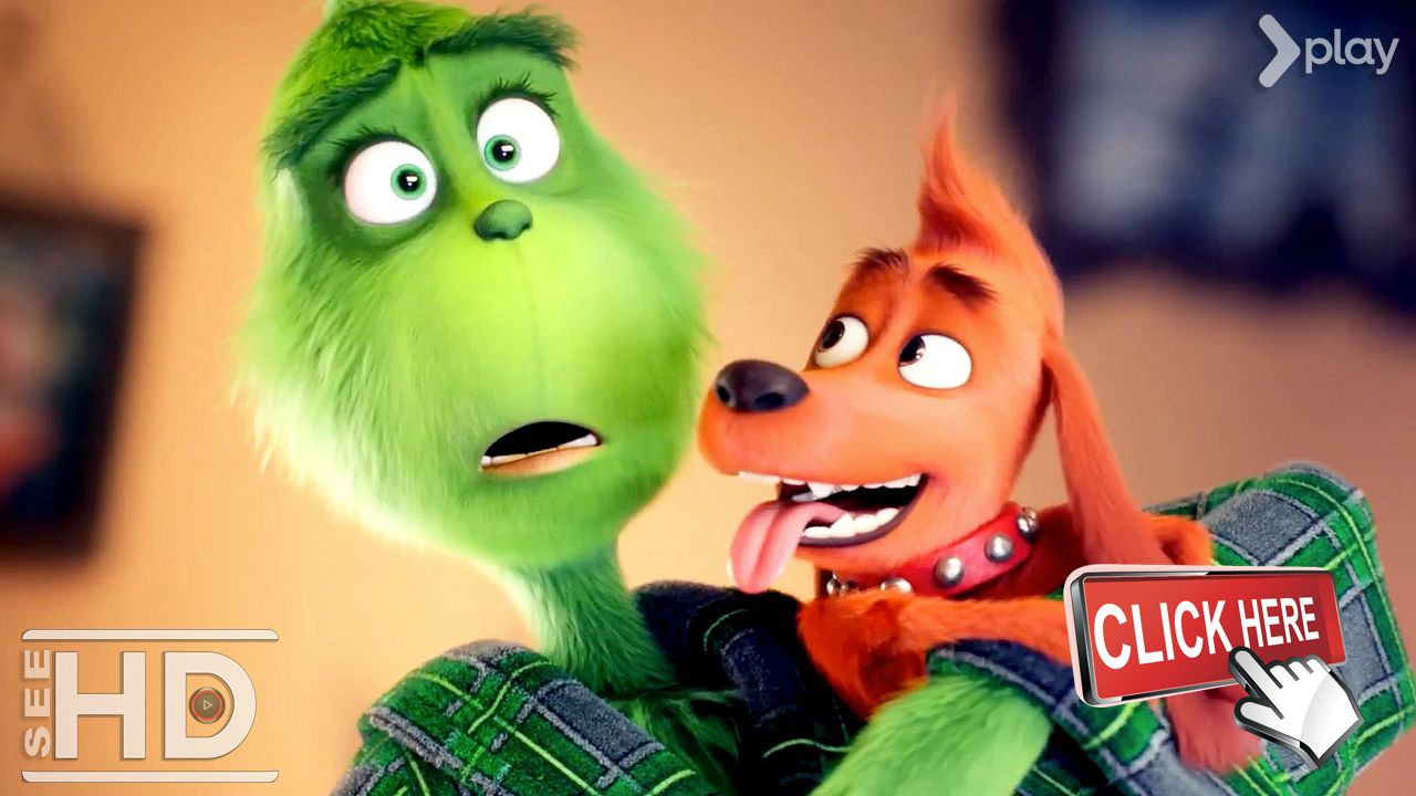 Pin On The Grinch 2018 Full Hd Movie Online