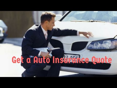 Get A Auto Insurance Quote Car Insurance Claim