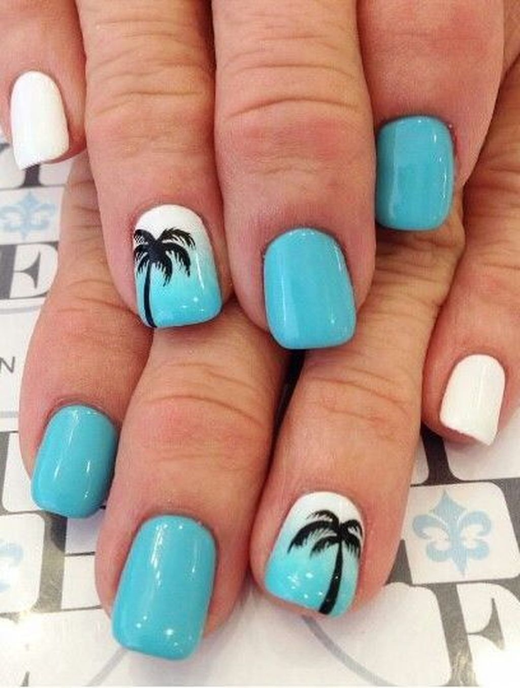 Cute Summer Nails Designs Ideas Nails design Pinterest