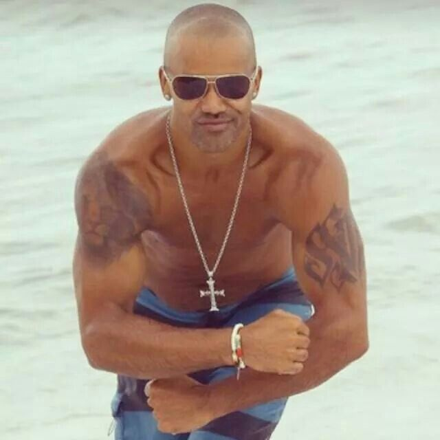 Shemar moore and his tattoos eye candy pinterest for Shemar moore tattoos