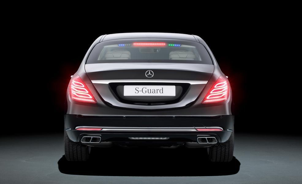 2015 Mercedes Benz S600 Guard Pictures Mercedes Benz Benz S Benz
