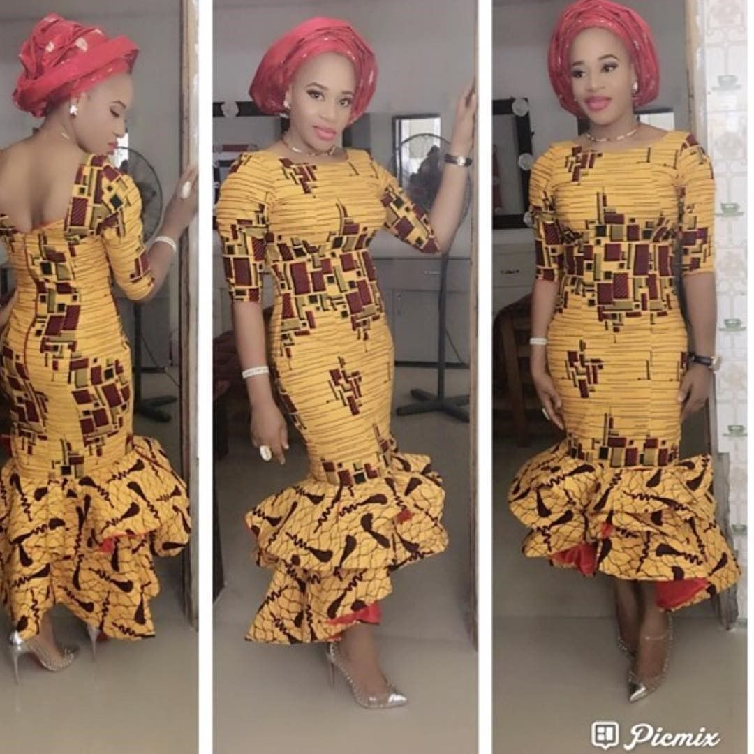 There are quite a few ways to acquire ourselves beautified in the manner of an aso ebi styleNigerian Yoruba dress styles , Even if you are thinking of what to create and slay as soon as an Asoebi style. Asoebi style|aso ebi style|Nigerian Yoruba dress styles|latest asoebi styles} for weekends arrive in many patterns and designs. #nigeriandressstyles There are quite a few ways to acquire ourselves beautified in the manner of an aso ebi styleNigerian Yoruba dress styles , Even if you are thinking #nigeriandressstyles