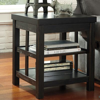 Signature Design by Ashley Gavelston End Table