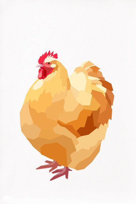 """Résultat de recherche d'images pour """"poule orpington dessin"""""""