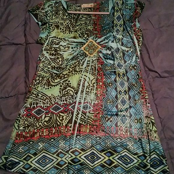 Sublime top Embellished top. I wore it with leggings or as a swimsuit cover up Tops