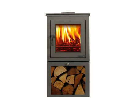 Chesneys Shoreditch Xls 4kw Wood Burning Stove Wood Burning