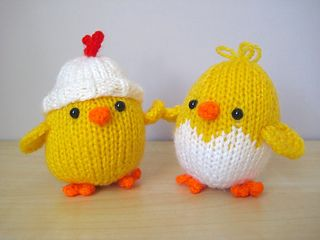 Eggy chicks pattern by amanda berry knit patterns patterns and eggy chicks knitting pattern by amanda berry negle Image collections