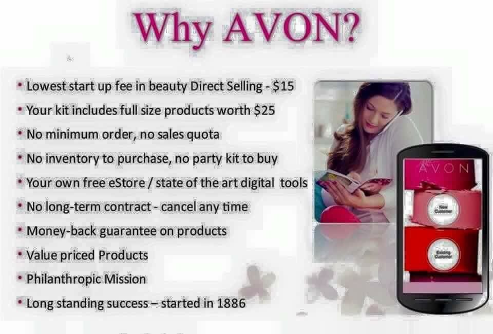Why Buy Avon? Great products, great prices, and 130 years in