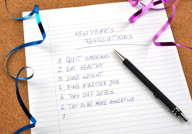 Tips to (Seriously) Stick to Your New Year's Resolution