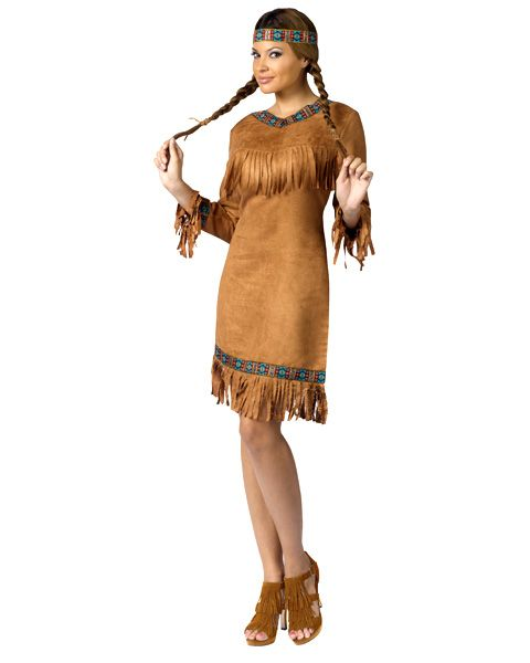 Simple Native American Dresses