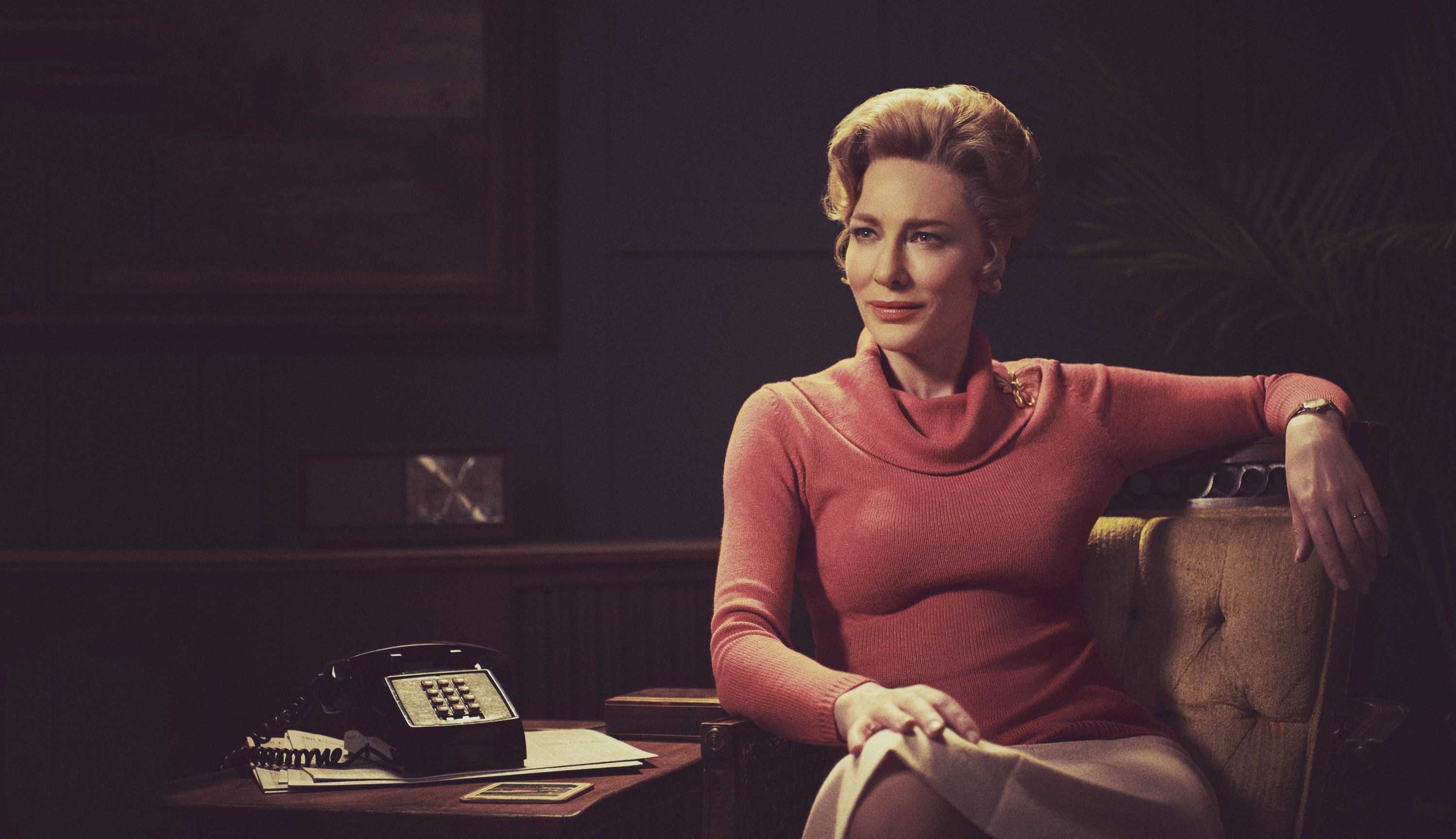 Mrs America S Cate Blanchett On Playing The Woman Known As The