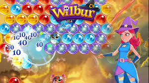 Bubble Witch 3 Saga Unlimited Boosters More For Android Cheats Gamecheats Gamehack Apkmod Modapk Bubbles Saga Witch