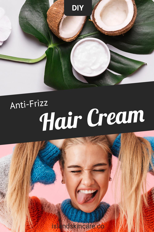 DIY - The Best Moisturizing Natural Hair Cream