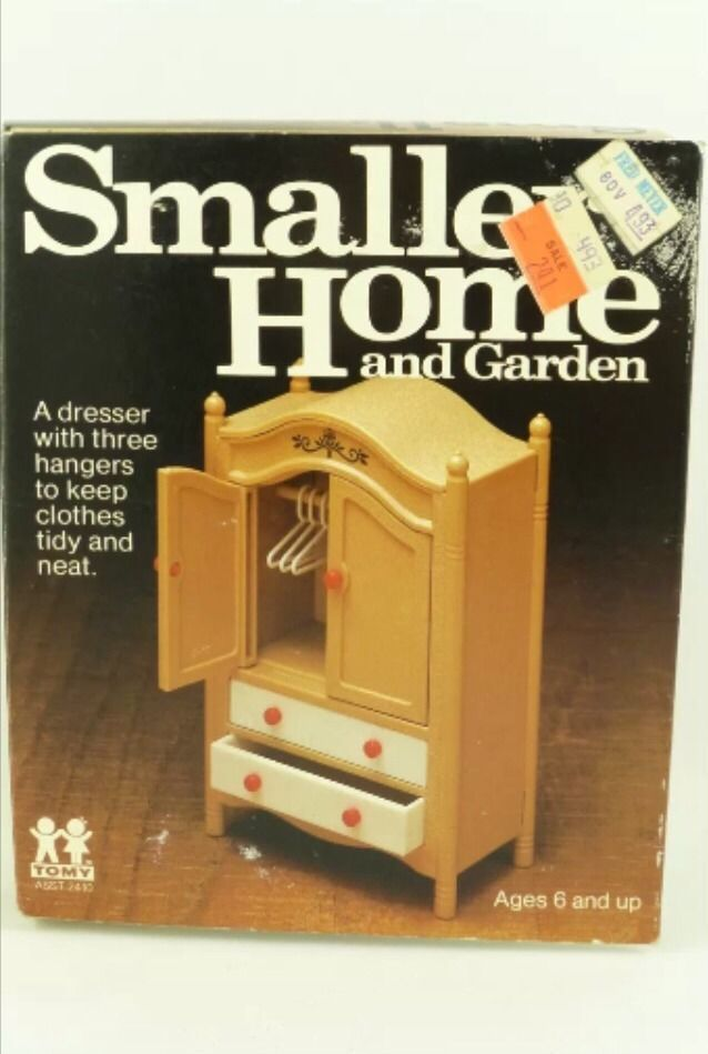 bde22f0db1d082bb52be53341eca826d - Tomy Smaller Homes And Gardens Dollhouse For Sale