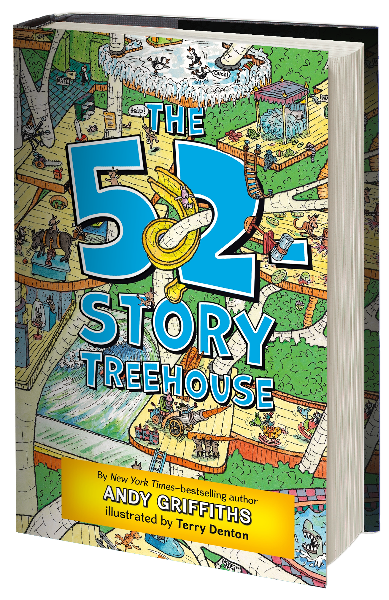The 13th Storey Treehouse Part - 37: Official Web Site For The 13-Story Treehouse By Andy Griffiths