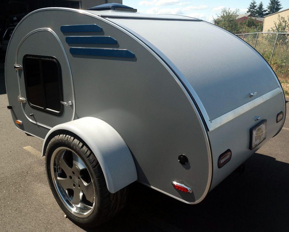 FronTear is our Flagship classic teardrop trailer model. | tear drop ...
