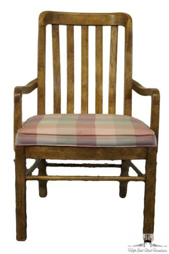 Drexel Heritage Woodbriar Collection Windsor Arm Chair 957