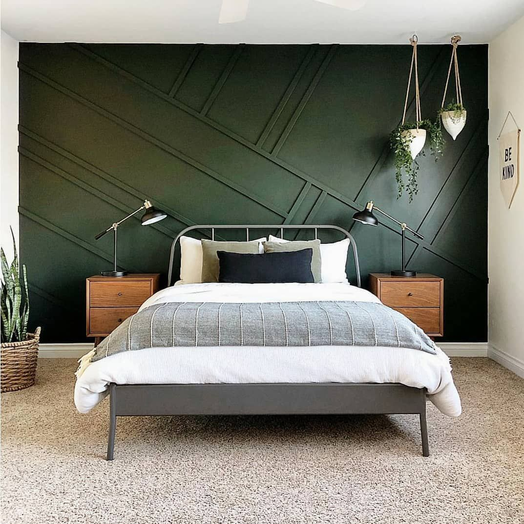 Ashley Joyfully Growing Ashley Joyfullygrowing Instagram Photos And Videos Bedroom Renovation Bedroom Interior Bedroom Green