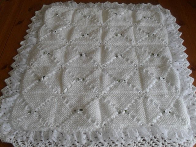 63f394ba3 knitting patterns for baby blankets