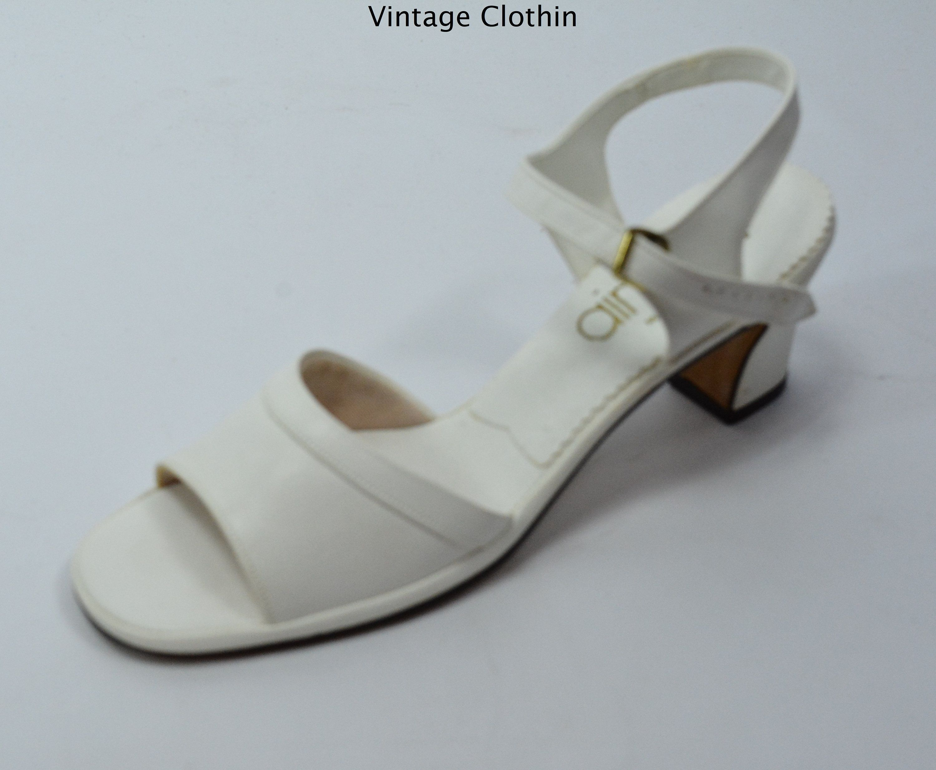 ba4e6120f9408 1980's does 1950s Penaljo Tan Brown Pumps, New Old Stock, 1980s ...