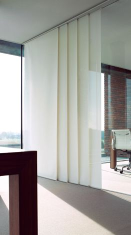 Panel Curtains Interiors And Architecture Curtain Designs