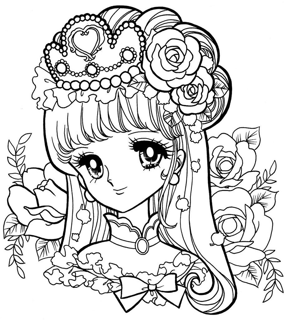 Coloring pages kawaii - I Actually Have This Coloring Book From Probably 2 Decades Ago That S It Need