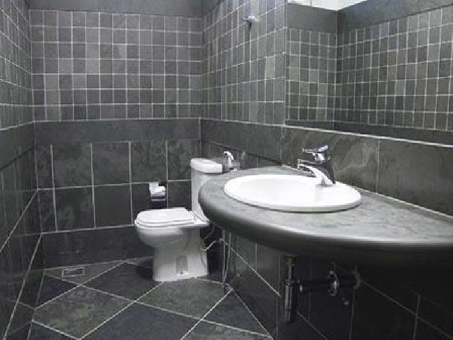 slate grey tiles bathroom grey slate bathroom tiles bathroom ideas 20410