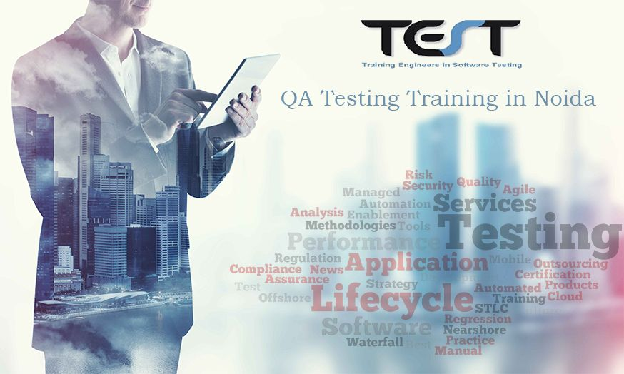 Pin on QA Testing Training in Noida