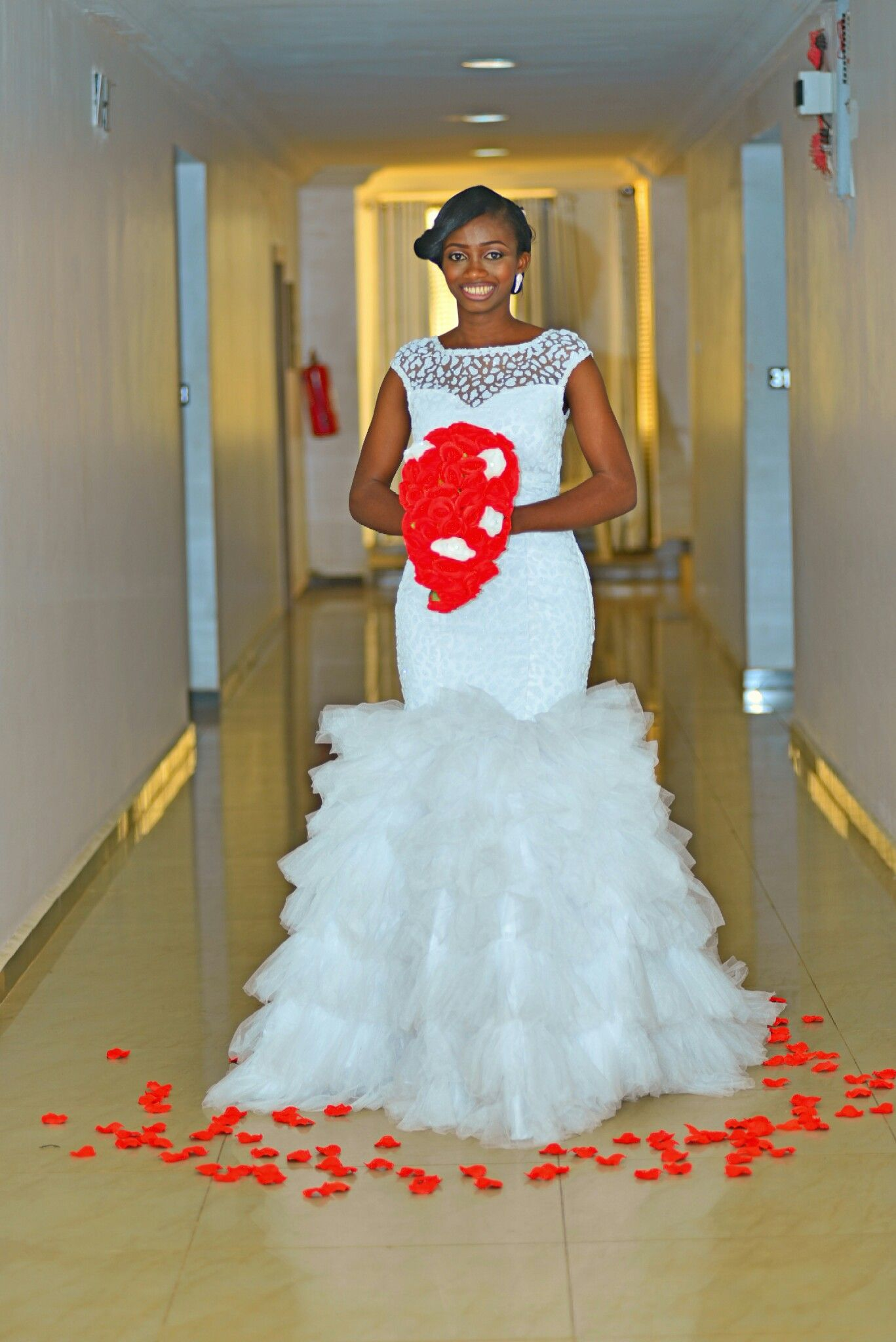 Wedding Dress by Kamille_couture on Instagram and Facebook based in ...