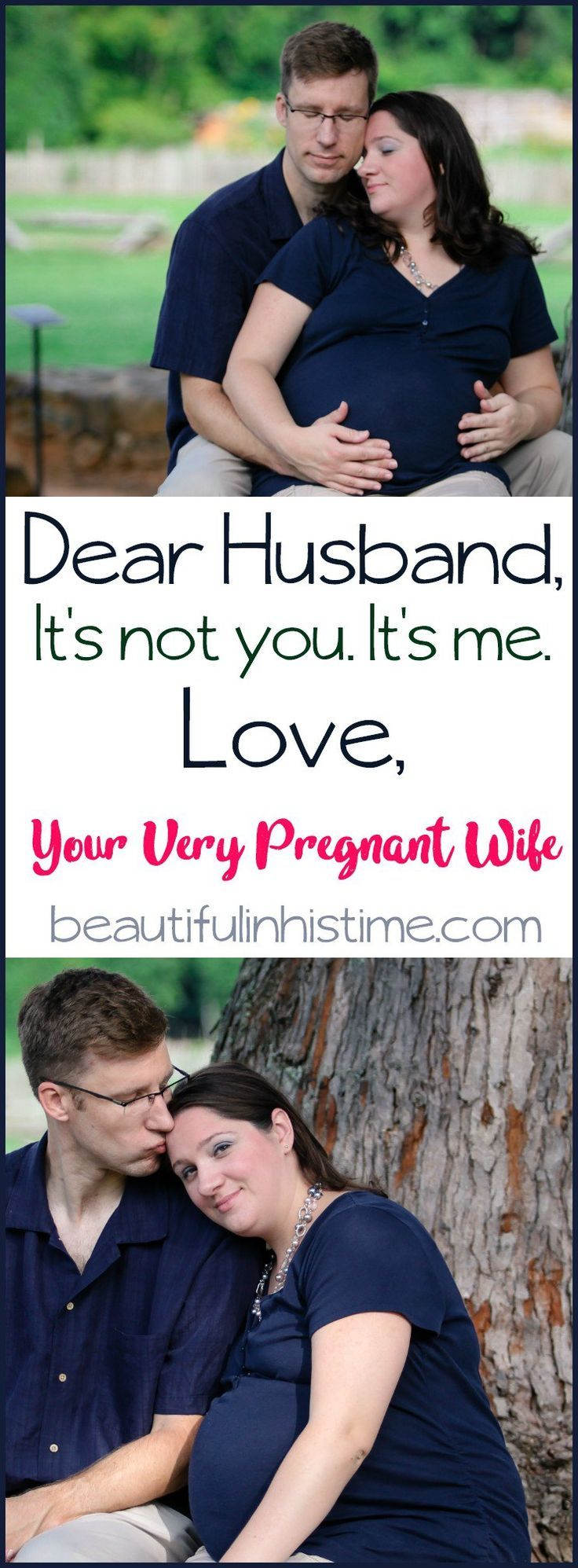 Dear Husband    Love, Your 36 Weeks Pregnant Wife - | Baby
