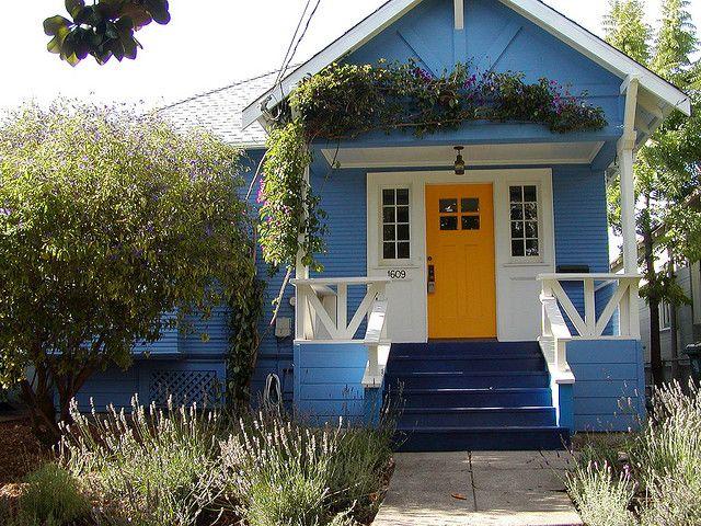 For Sale House Exterior Blue Cottage Exterior House Exterior Color Schemes