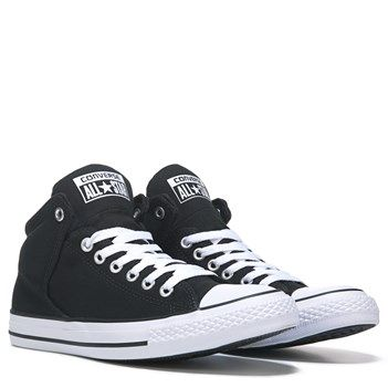 a4ecea9e480 Converse Men s Chuck Taylor All Star High Street Mid Top Sneaker at Famous  Footwear