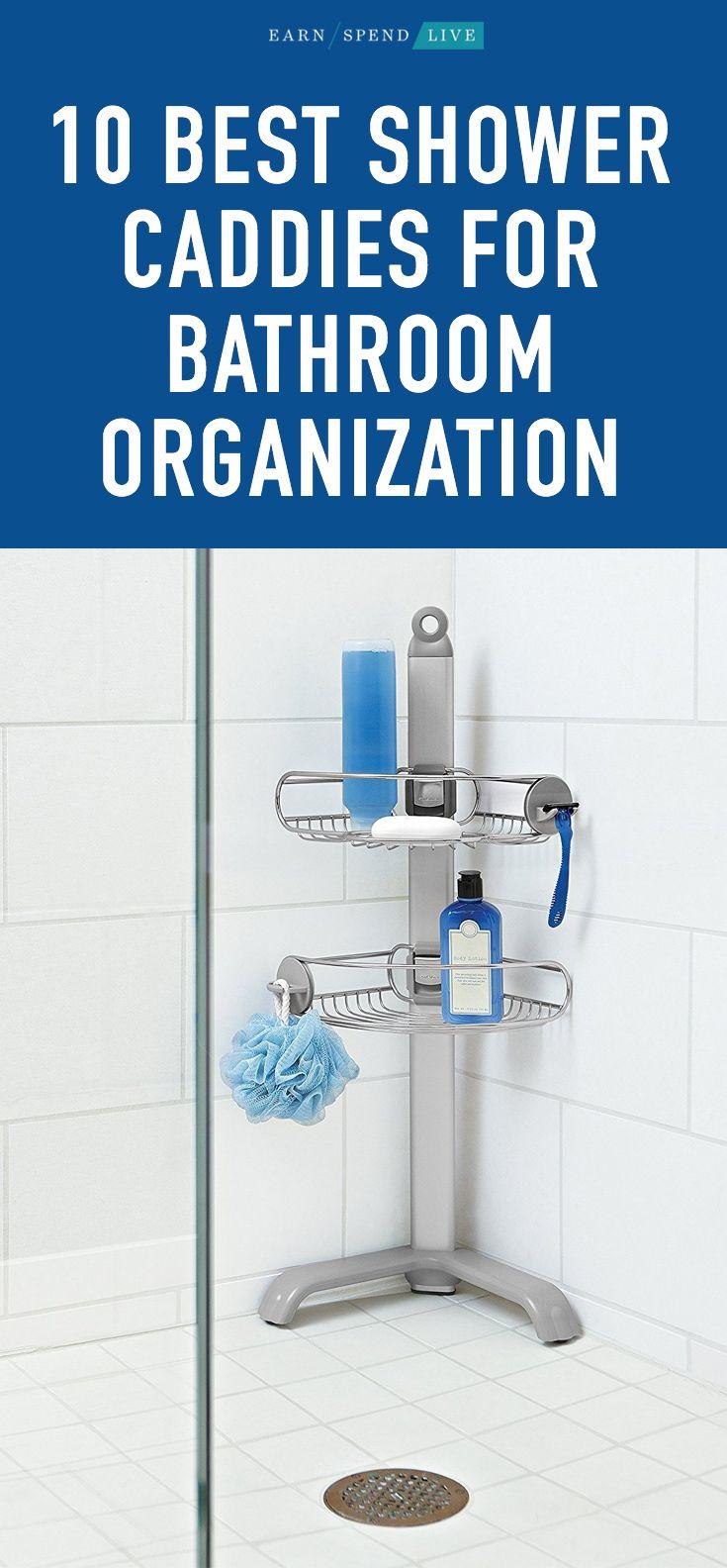 Best Shower Caddies for Dorm Life | Shower caddies, Bathroom ...