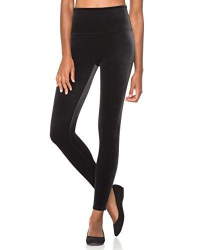 cad79c0c4a0a17 SPANX Women's Ready to Wow Velvet Leggings | Stitch Fix | Black ...