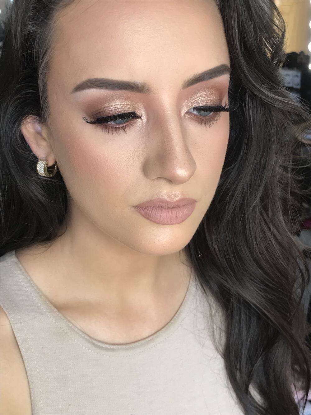 MAKEUP APPLICATION (FULL) £40 Wedding hair and makeup
