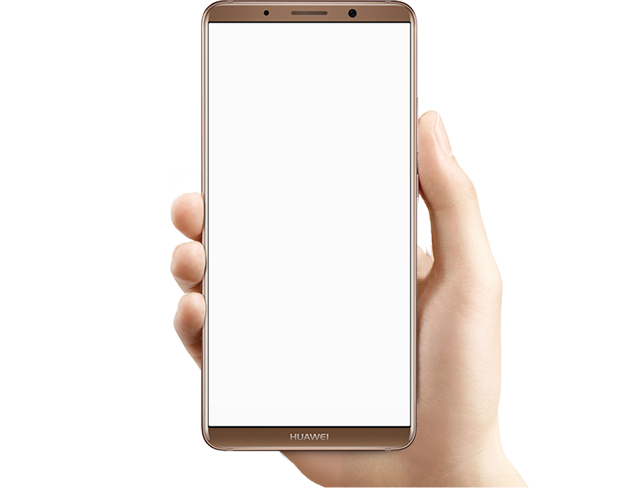 Huawei Mate 10 Pro App Phone Template Smartphone Hacks Hand Phone