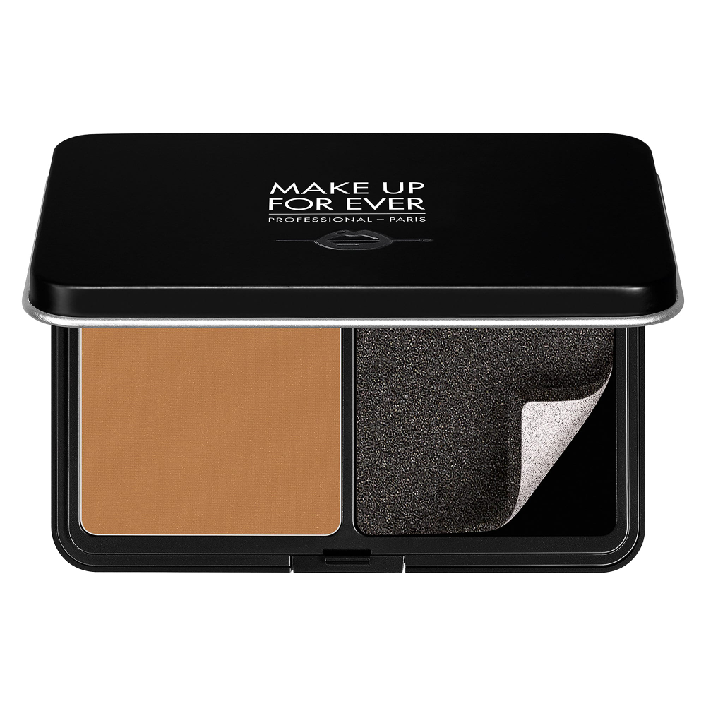 Matte Velvet Skin Blurring Powder Foundation MAKE UP FOR