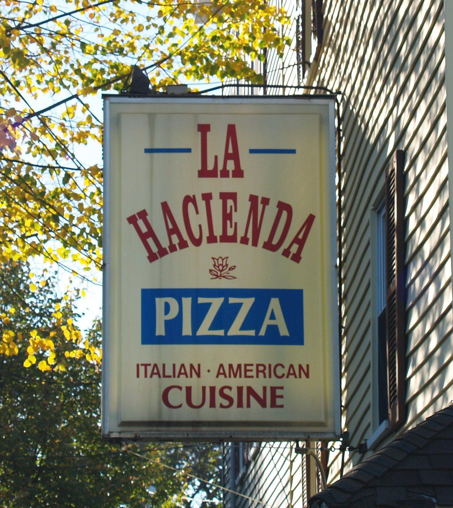La Hacienda Menu Take Out Menu Hacienda Boston Restaurants