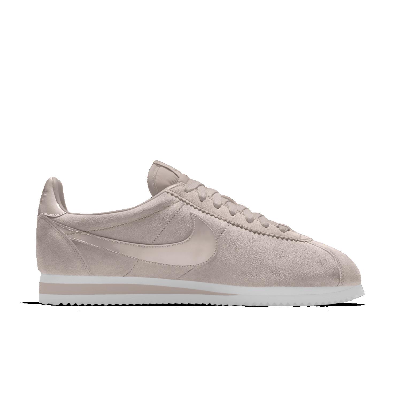 on sale 6fe00 b0bb4 Chaussure Nike Classic Cortez Premium iD. Nike.com FR | Chaussures ...